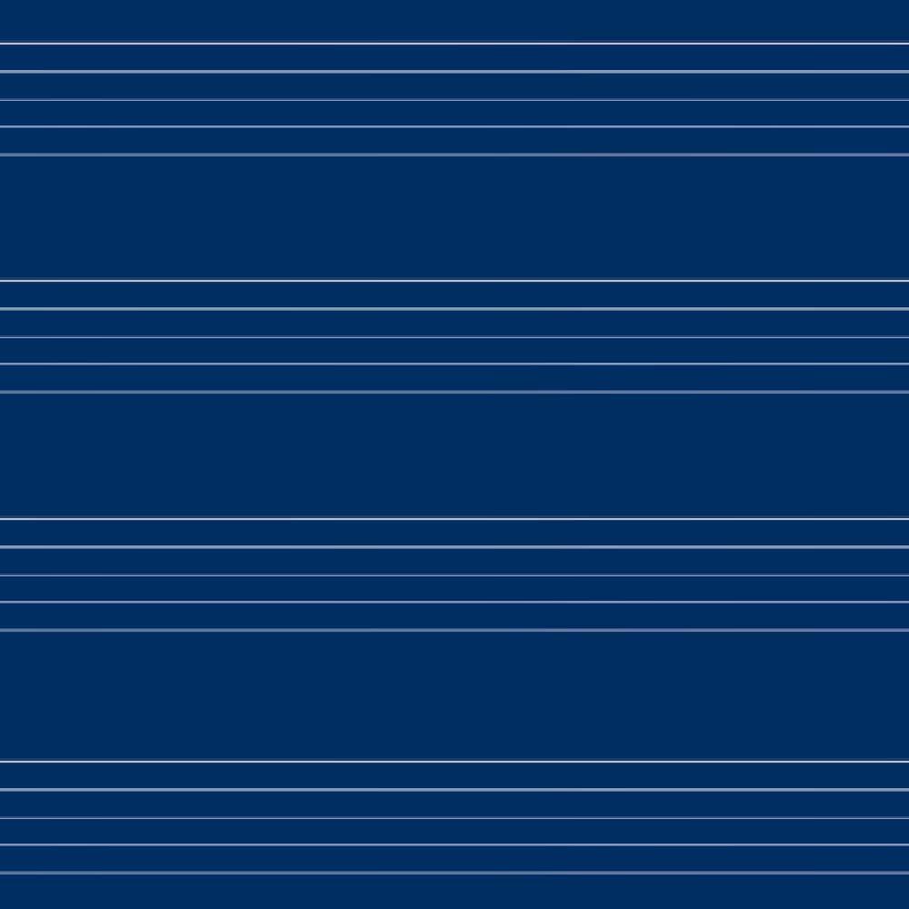 Mavi Emaye - Müzik Çizgili Yüzey