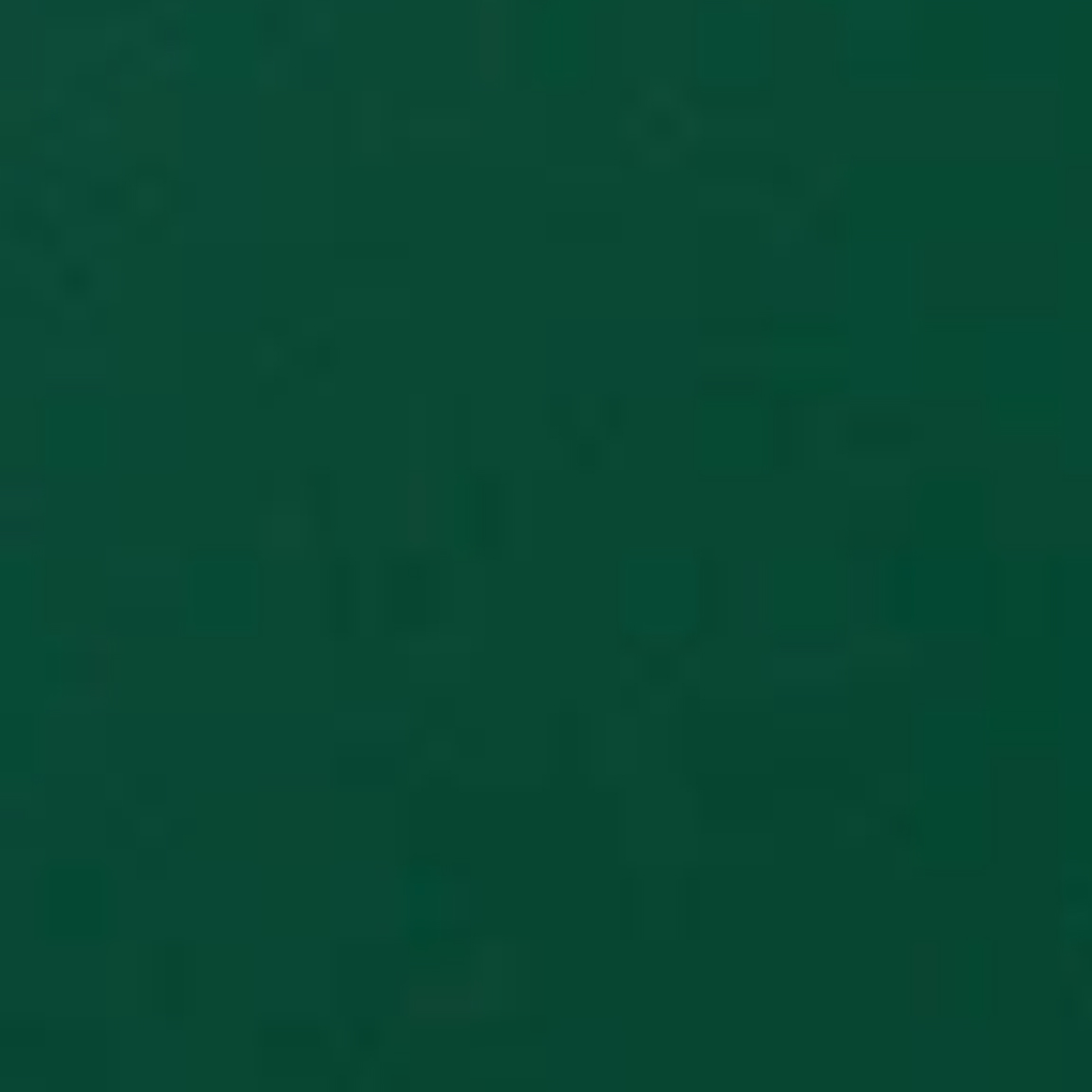 Yeşil Emaye - Düz Yüzey