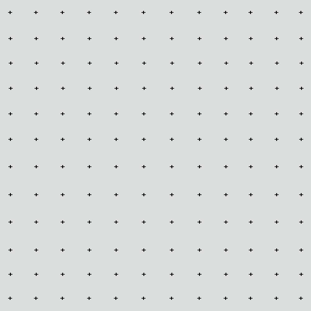 White Ceramic Steel - Coordinates Surface